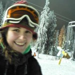 Snowboarding at Seymour